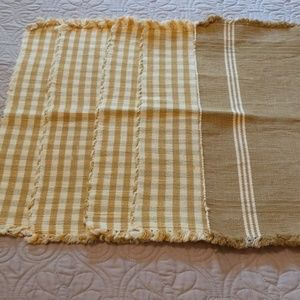 Set of 5 placemats